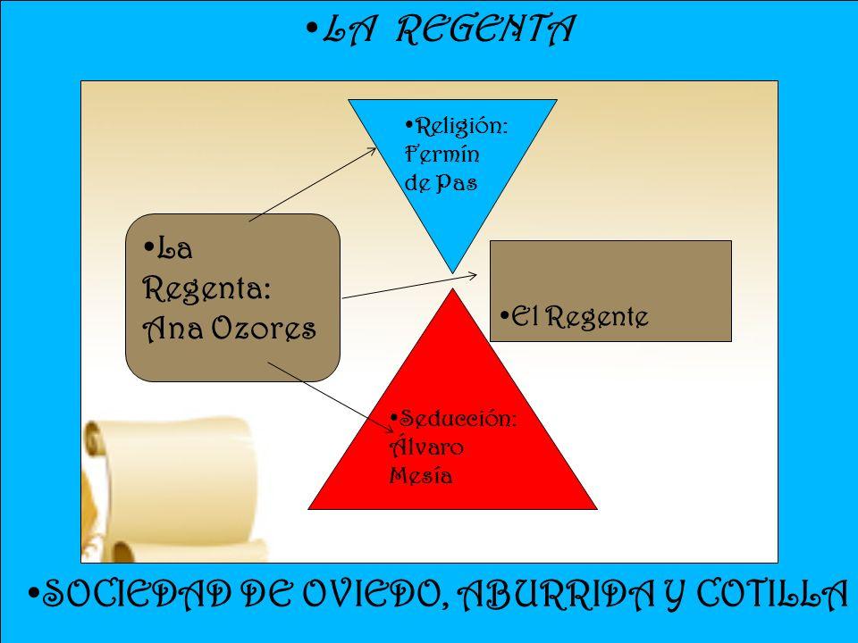 SOCIEDAD DE OVIEDO, ABURRIDA Y COTILLA