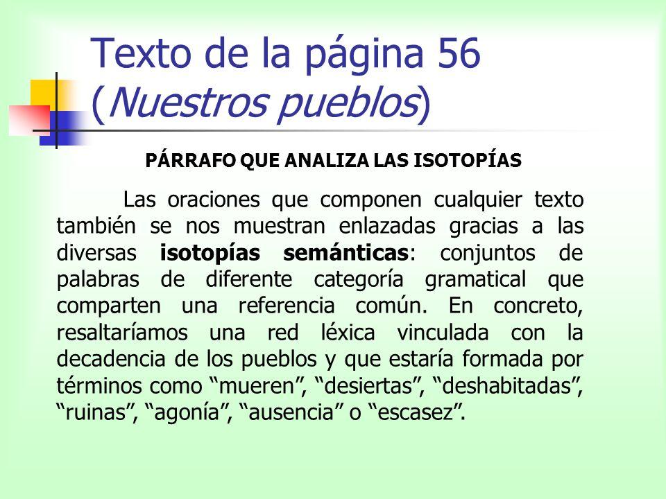 Texto de la página 56 (Nuestros pueblos)