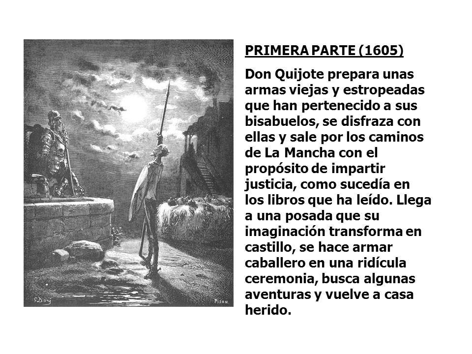 PRIMERA PARTE (1605)