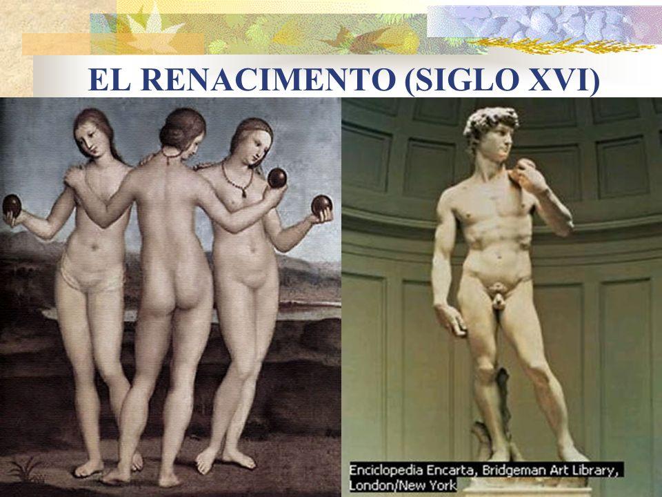 EL RENACIMENTO (SIGLO XVI)