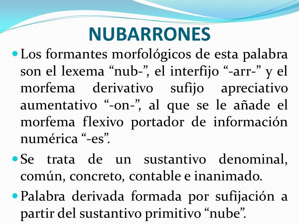 NUBARRONES