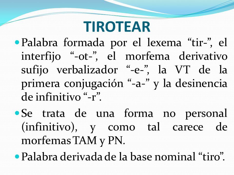 TIROTEAR