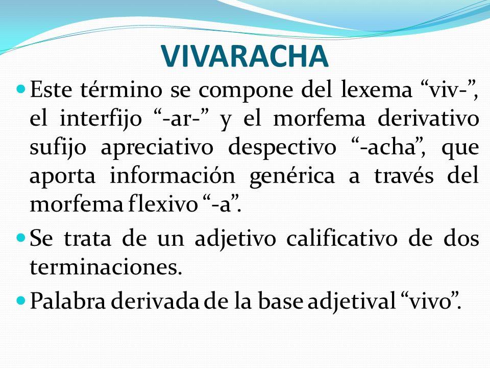 VIVARACHA