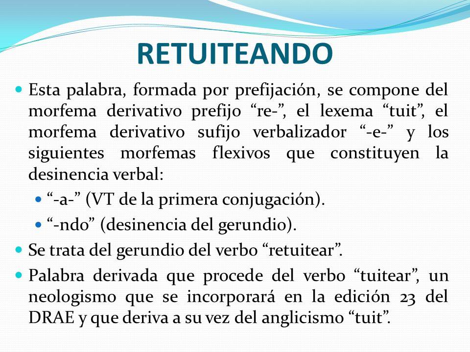 RETUITEANDO