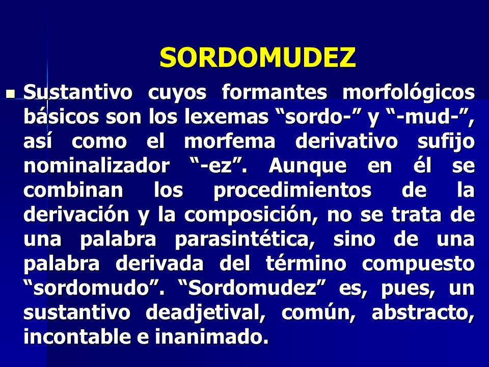 SORDOMUDEZ
