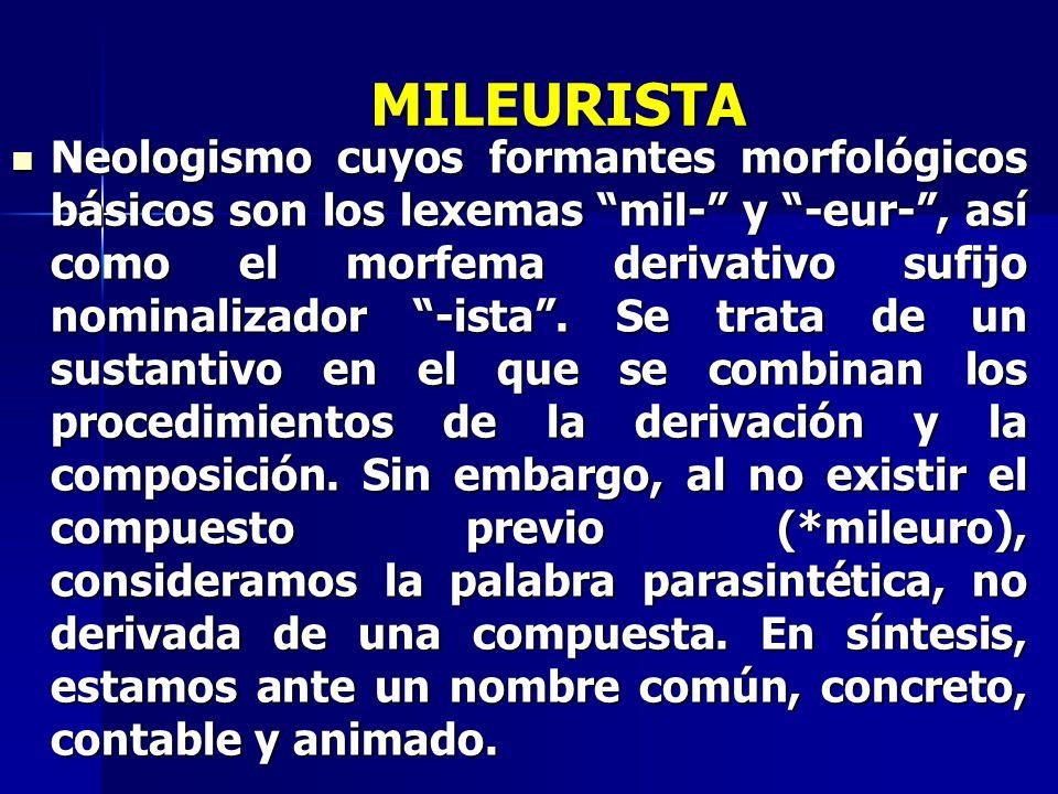 MILEURISTA