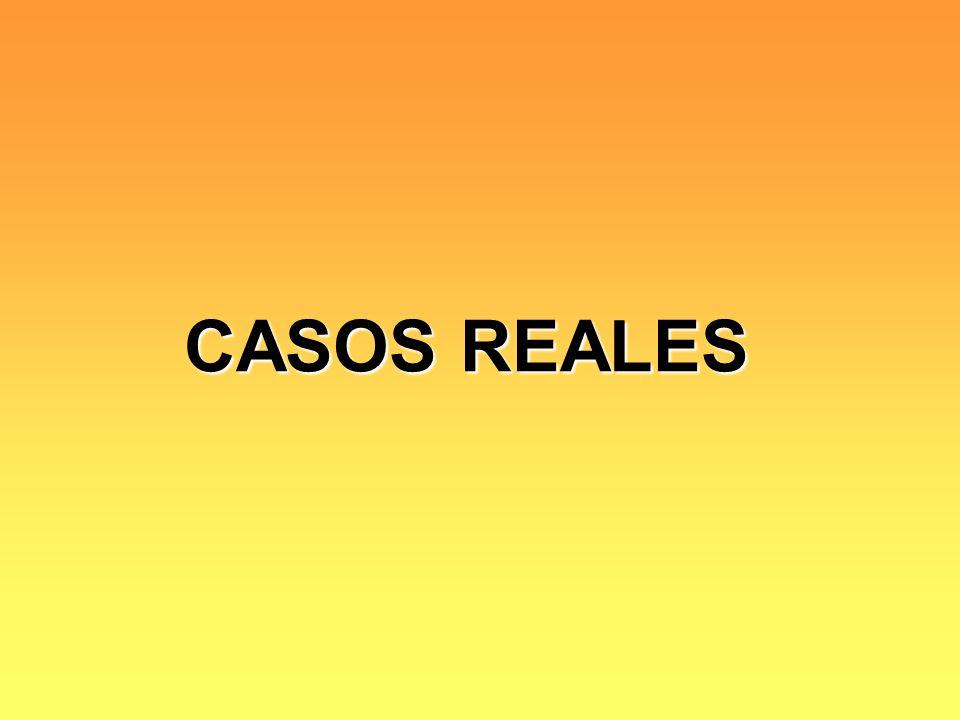 CASOS REALES