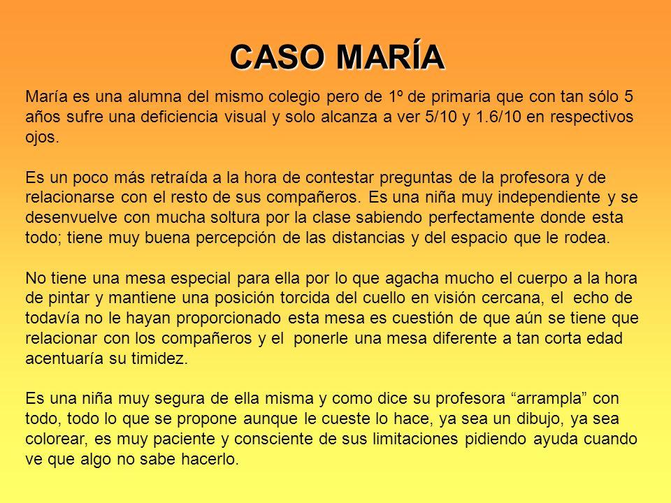 CASO MARÍA