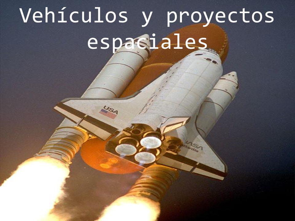 Vehículos y proyectos espaciales
