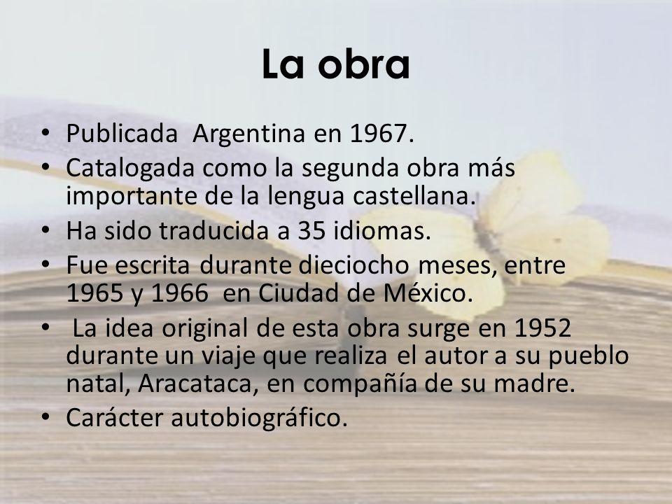 La obra Publicada Argentina en 1967.