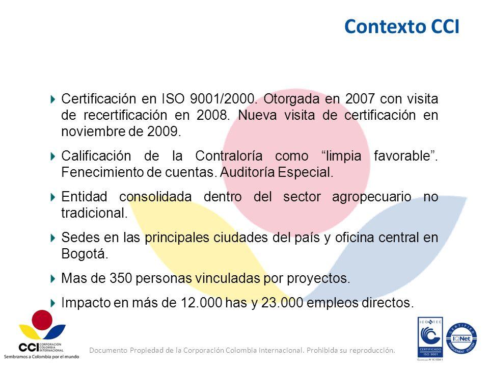 Contexto CCI
