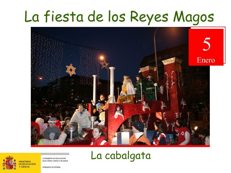 La fiesta de los Reyes Magos