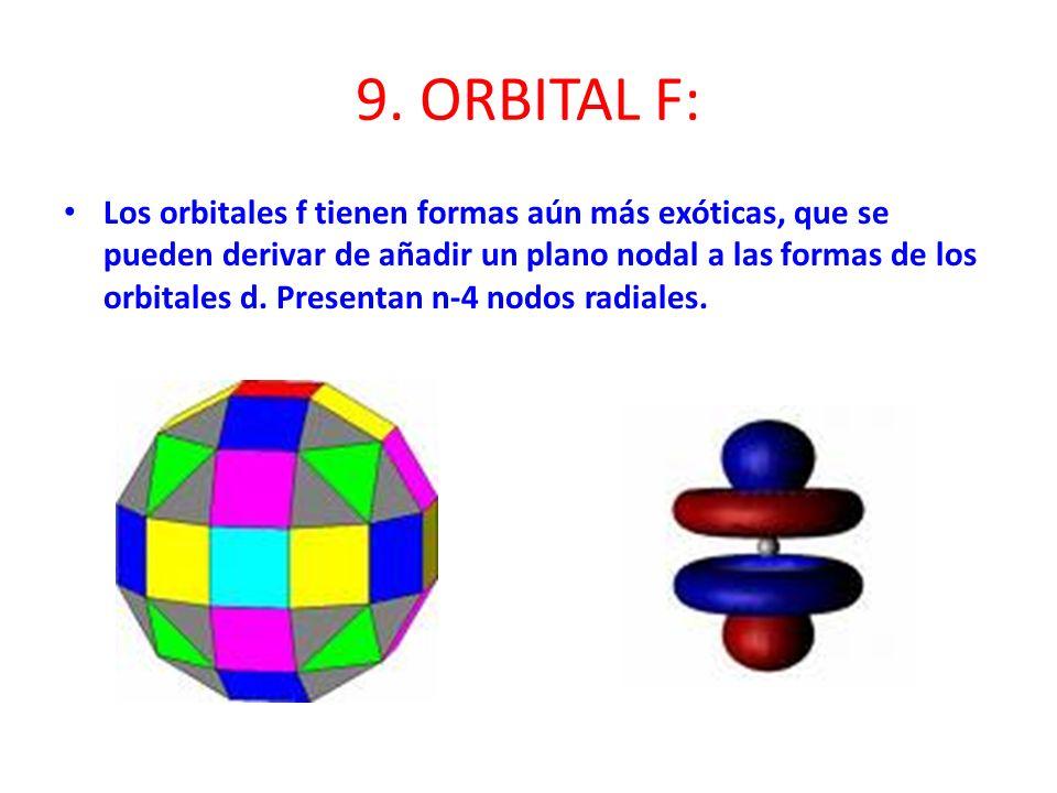 9. ORBITAL F: