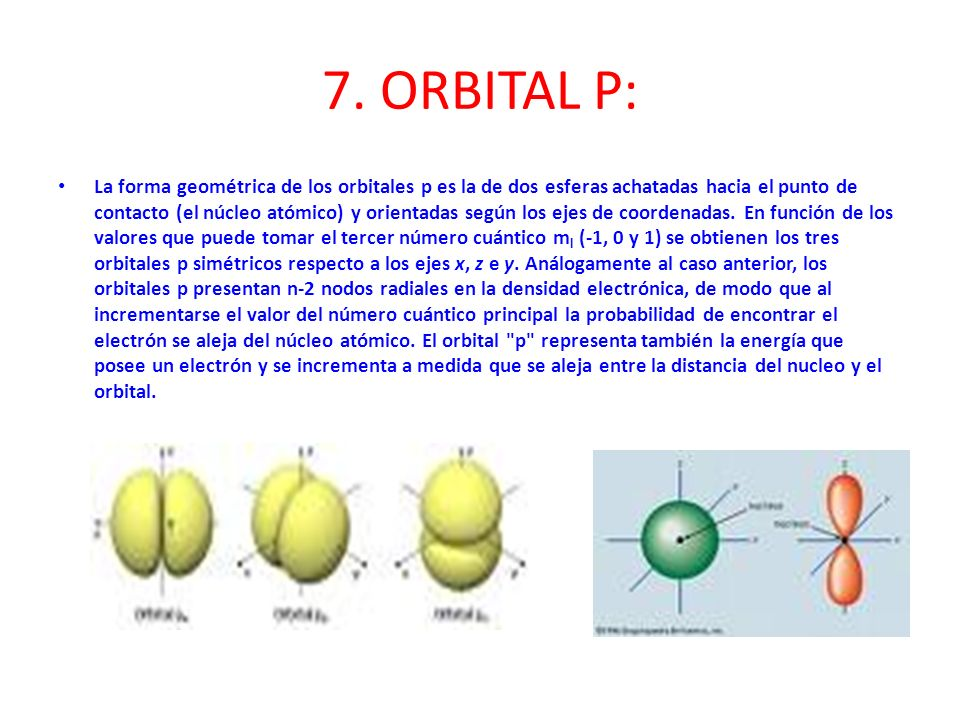 7. ORBITAL P: