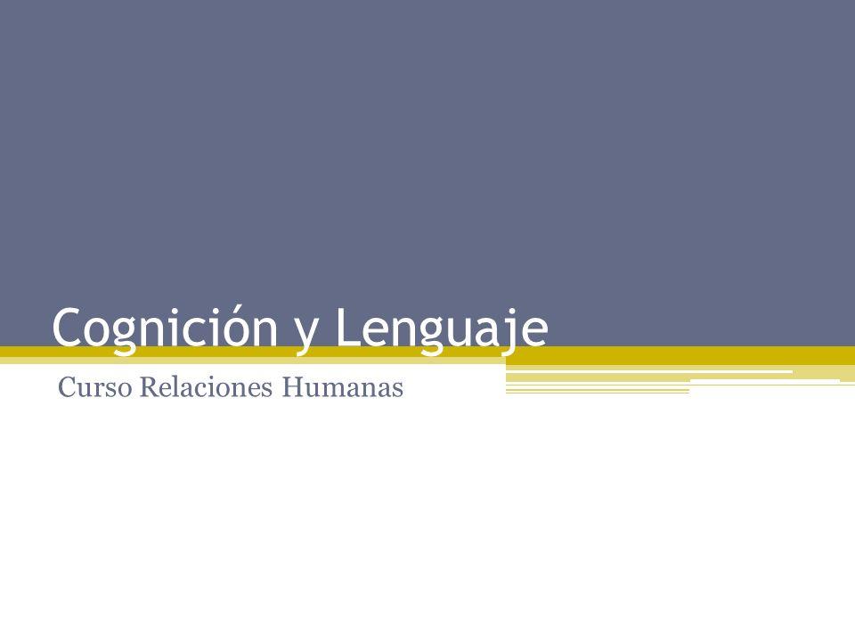 Curso Relaciones Humanas
