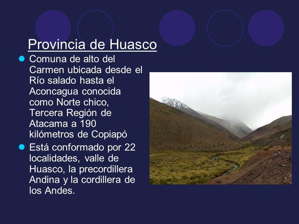 Provincia de Huasco