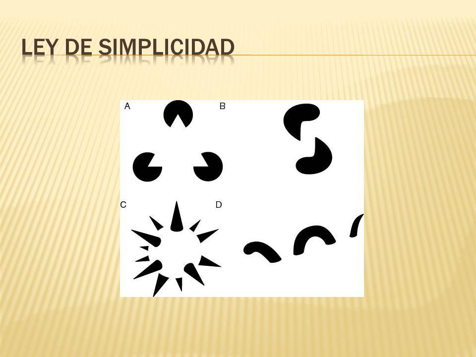 Ley de simplicidad