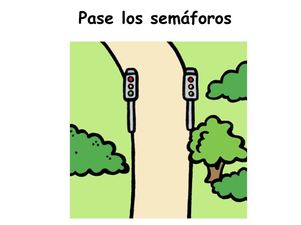 Pase los semáforos