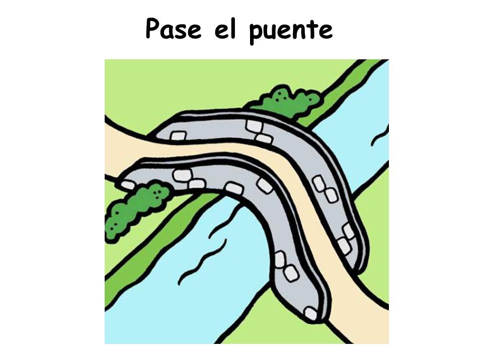 Pase el puente