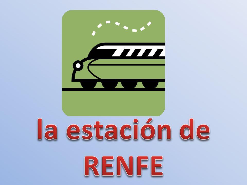 la estación de RENFE
