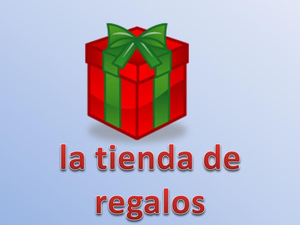 la tienda de regalos
