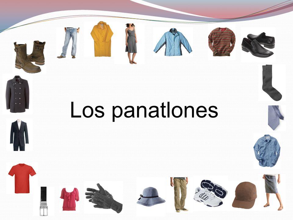 Los panatlones
