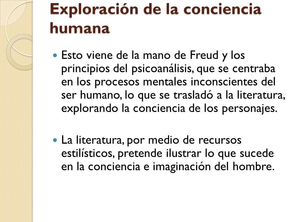 Exploración de la conciencia humana