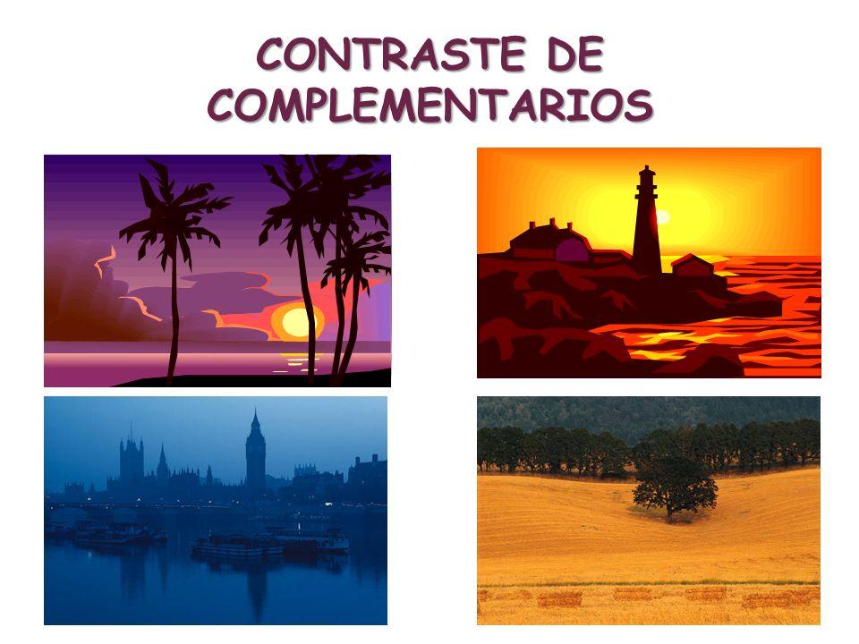 CONTRASTE DE COMPLEMENTARIOS