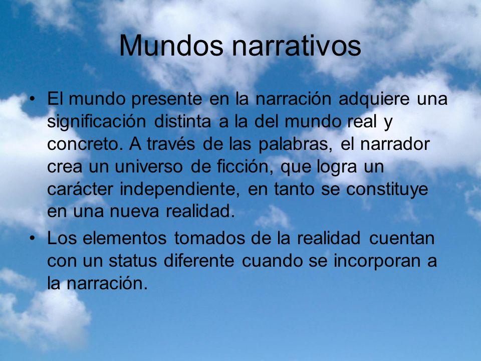 Mundos narrativos