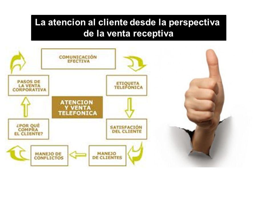La atencion al cliente desde la perspectiva
