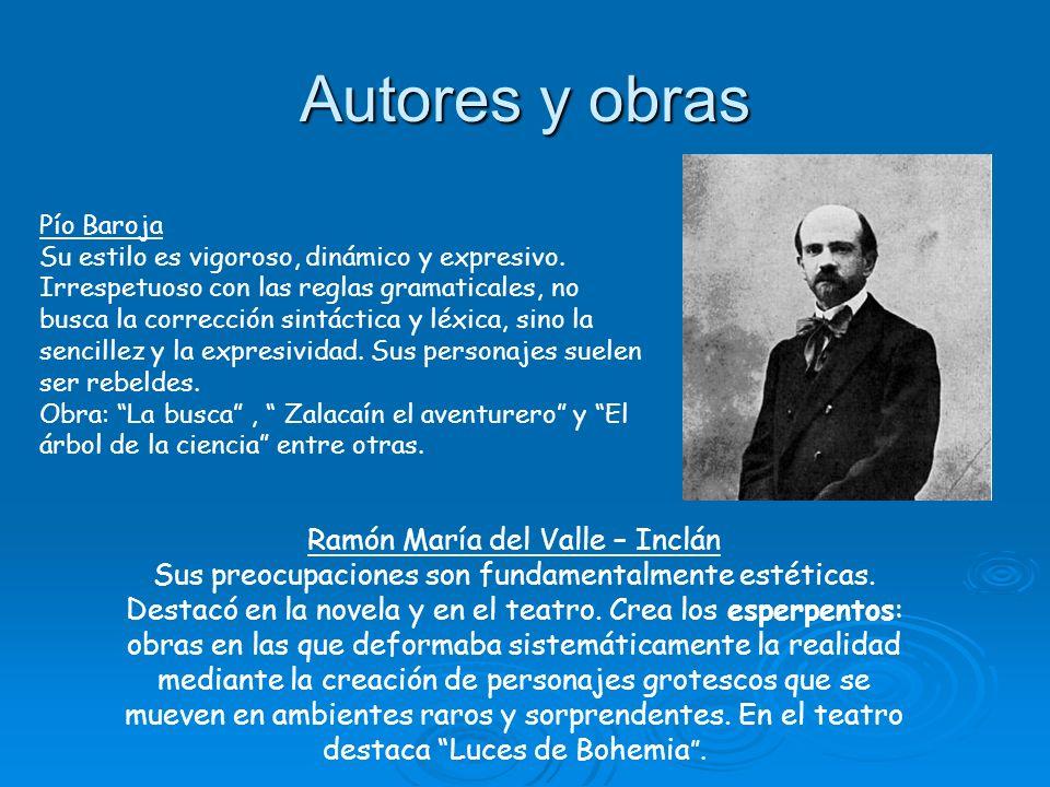 Ramón María del Valle – Inclán