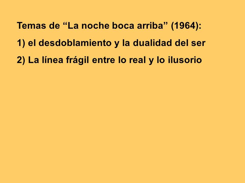 Temas de La noche boca arriba (1964):