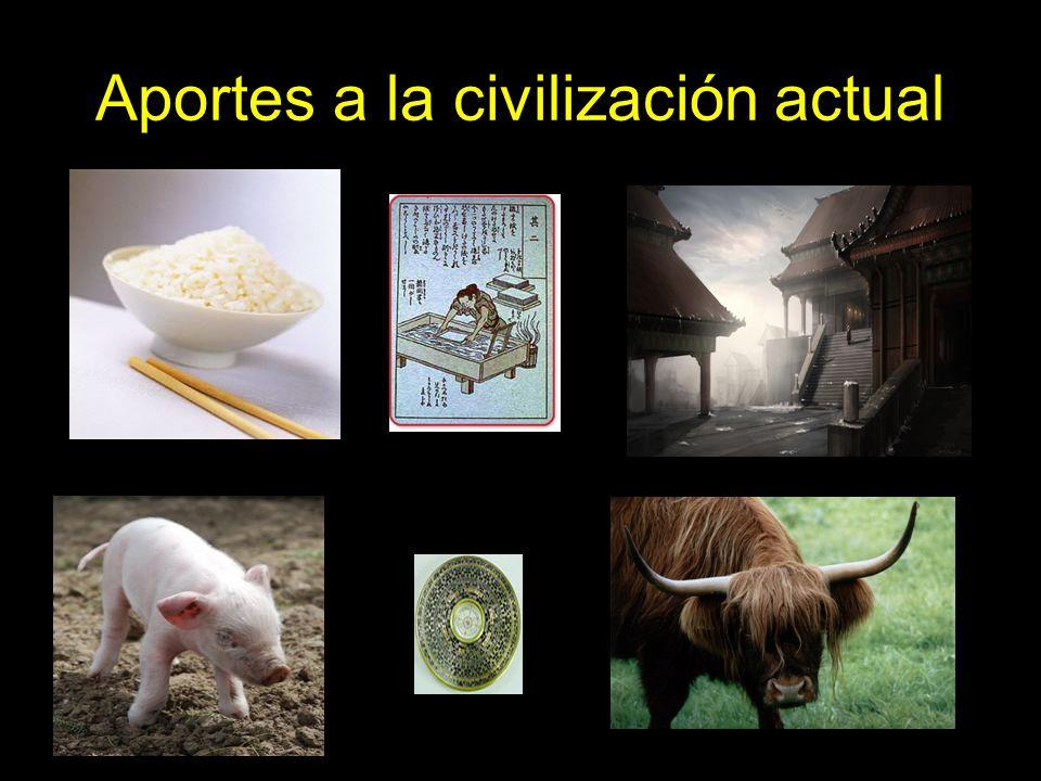 Aportes a la civilización actual