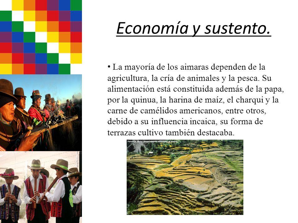 Economía y sustento.