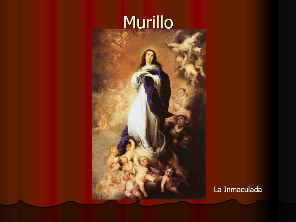 Murillo La Inmaculada