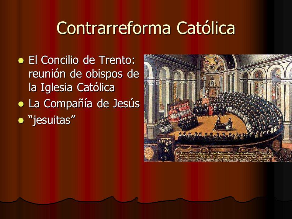 Contrarreforma Católica