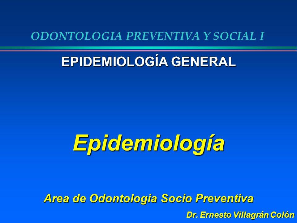 ODONTOLOGIA PREVENTIVA Y SOCIAL I