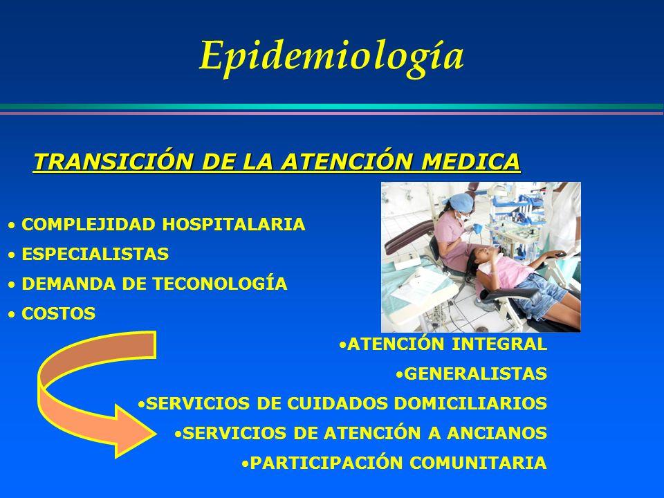 TRANSICIÓN DE LA ATENCIÓN MEDICA