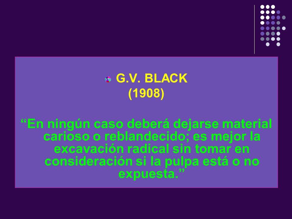 G.V. BLACK (1908)
