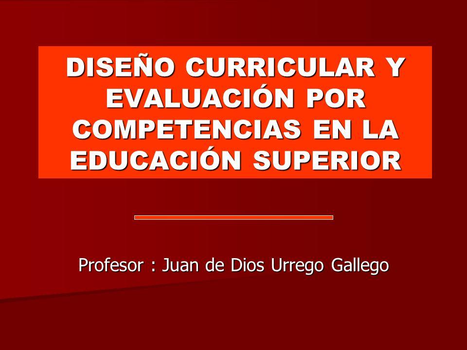 Profesor : Juan de Dios Urrego Gallego