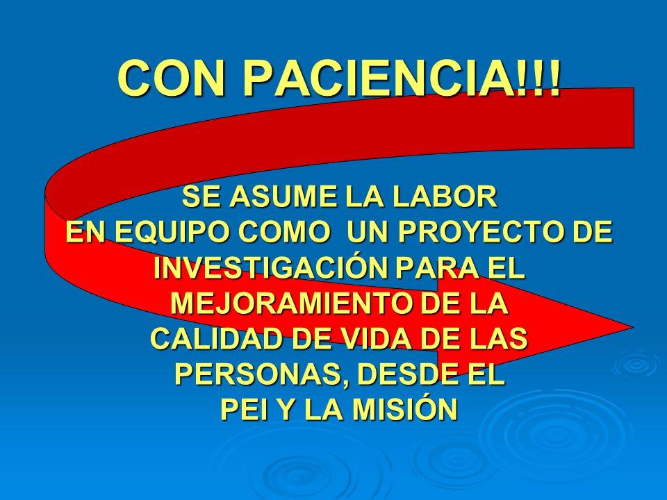 CON PACIENCIA!!.