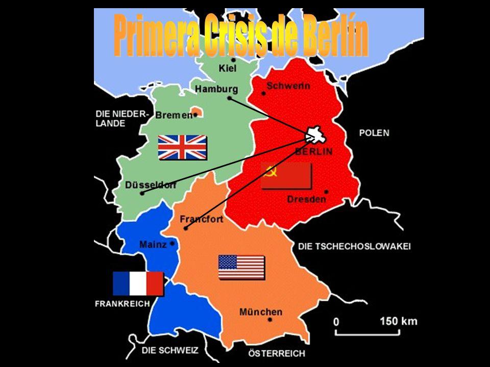 Primera Crisis de Berlín