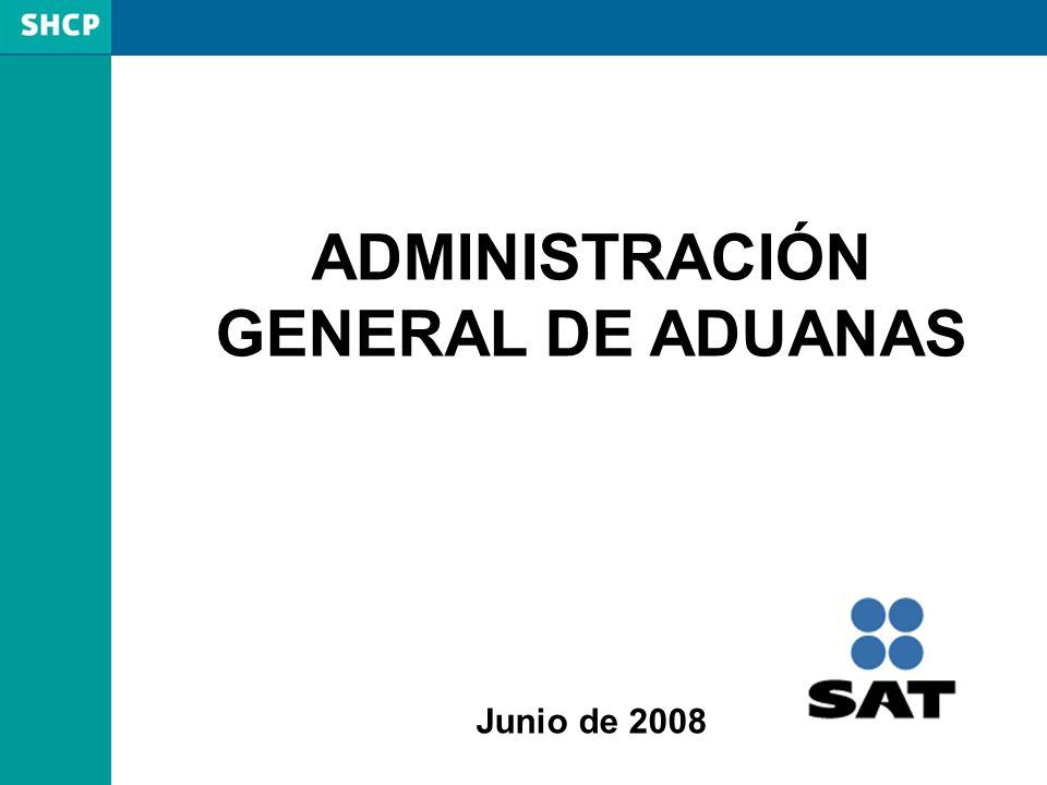 ADMINISTRACIÓN GENERAL DE ADUANAS