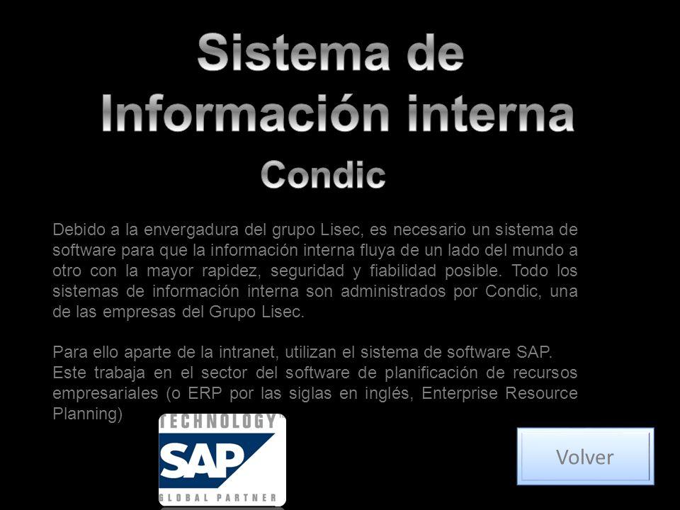 Sistema de Información interna