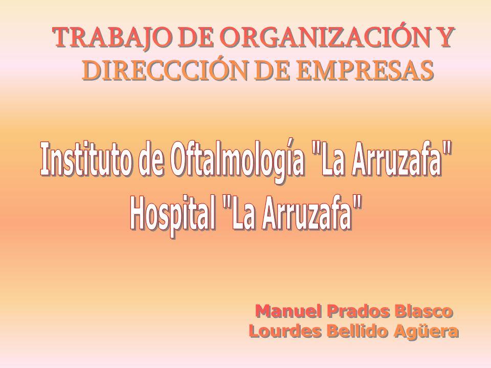 Instituto de Oftalmología La Arruzafa Hospital La Arruzafa