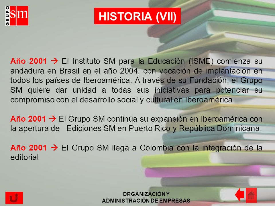 HISTORIA (VII)