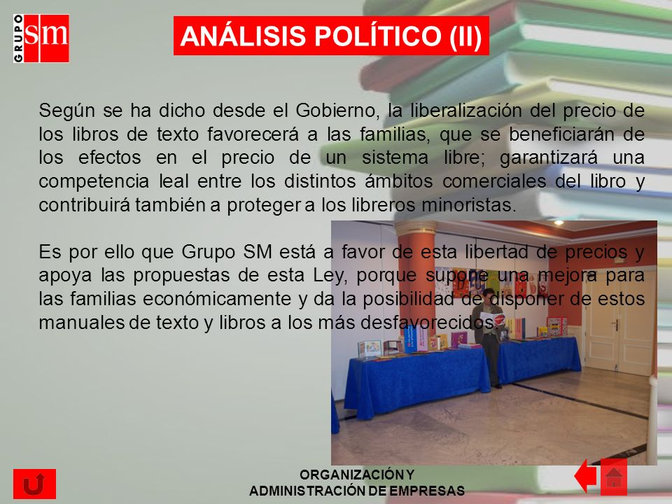 ANÁLISIS POLÍTICO (II)