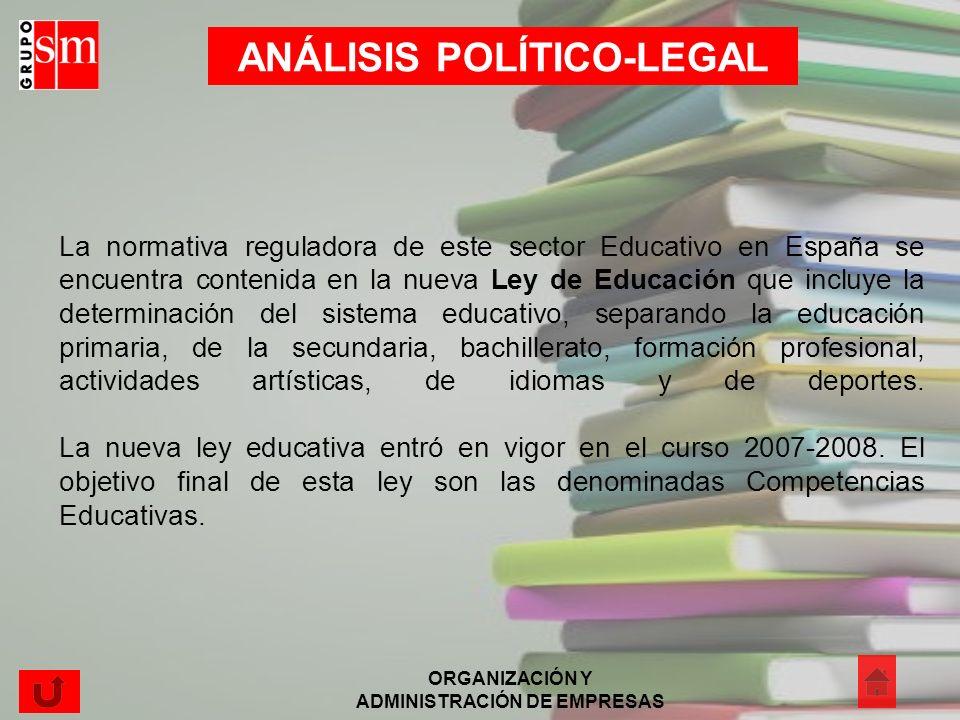 ANÁLISIS POLÍTICO-LEGAL