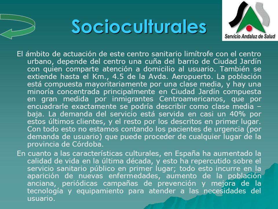 Socioculturales