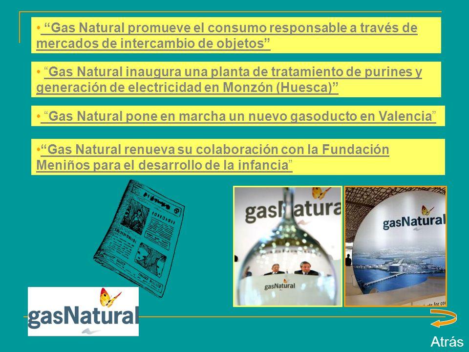 Gas Natural promueve el consumo responsable a través de mercados de intercambio de objetos